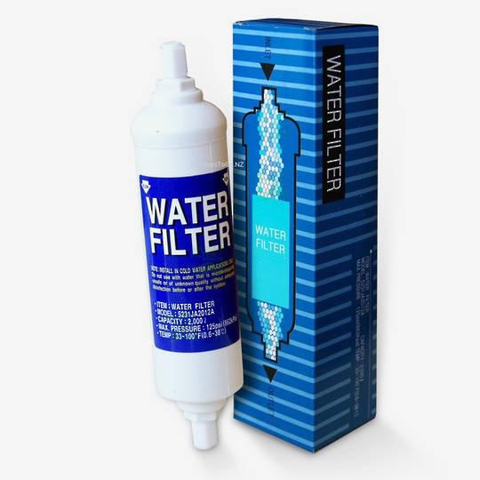 Lg Fridge water filter external gr-d257l,