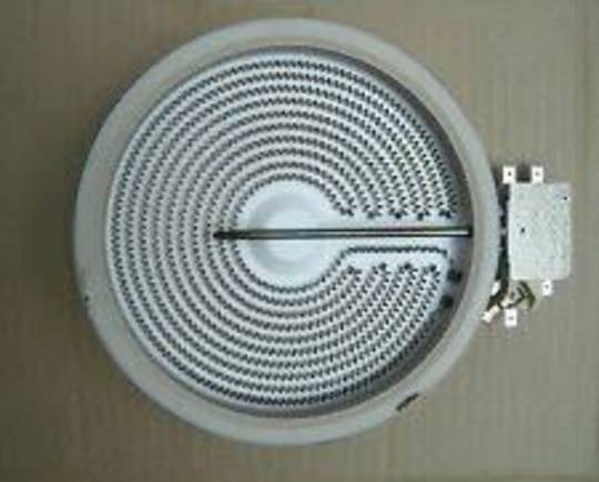 Baumatic BK10B Ceramic cooktop Element 1800 watt