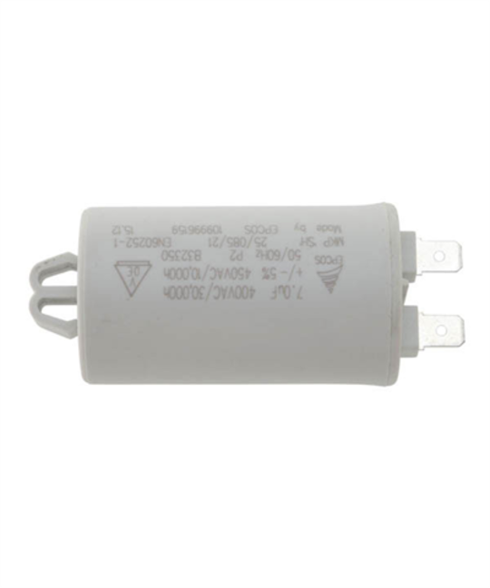 Fisher Paykel Dryer capacitor AD39, AD39U, AD52, AD52U, AD53, AD53U, AD55, DE45F56, DE50F56, *7906P