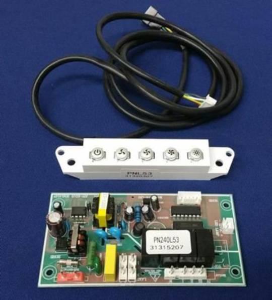 Robinhood PCB Main RHCN9SS, RHCV9G, RHCV9G RHCP, RHCVI9G, *0054AB