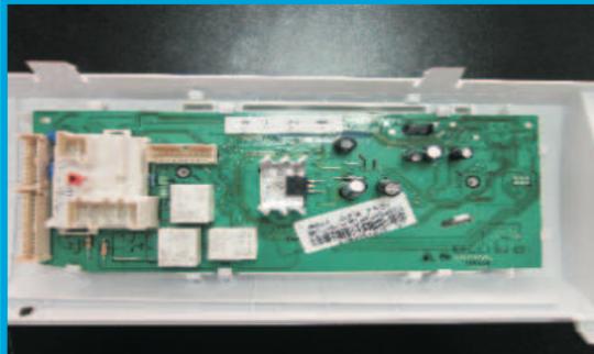 Classique Washing Machine PCB MAIN CL7FLW,