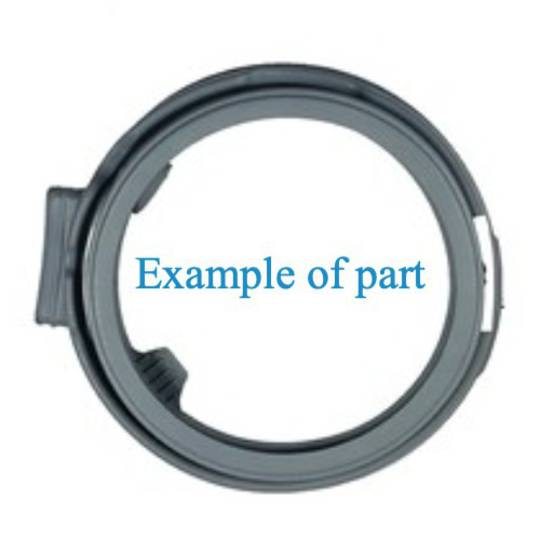 Classique washing machine door seal boot gasket CL7FLWD,