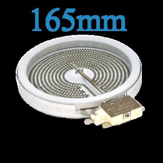 Fisher Paykel Elba Ceramic ceran Cooktop And Oven Element CT5602F, OR61S8CEWSW3, RA6103MEWS, CT560C, CE901, CT560X