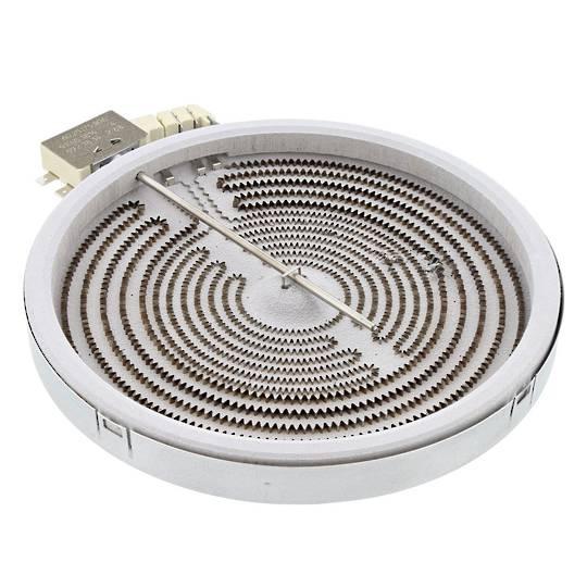 Westinghouse Simpson Electrolux Element for ceramic cook top Double burner 2200 watt burner, PHN668u,