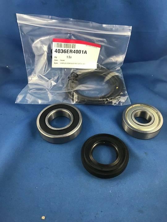 LG Washing Machine Bearing and seal kit WD-1438RD, WD-1433RD WD-1435RD WD-1438RD WD-1481RD,