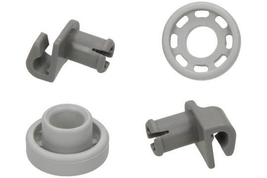 Bosch Dishwasher Upper base Wheel SMI5072AU, and More Model Pack of 2