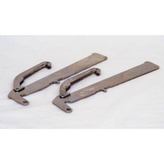 Elba Freestanding Oven door hinge Arm OR61S4CEWW, OR61S2CEWW, OR61S8CEWSW, OR61, pack of 2