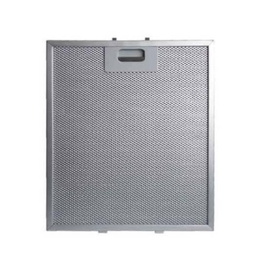 Ariston Indesit Rangehood filter aluminium  HO9IX, HO9IX/1, H511IX, H561IX, H571IX, H591IX, IHPC94AMX, 305mm x 265mm