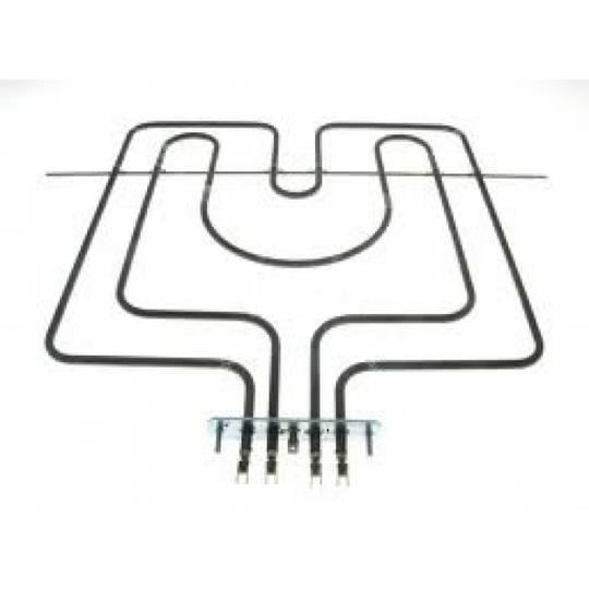 Baumatic oven UPPER GRILL ELEMENT BK2360SS, BK2330SS, BK2360SS, Bk2380SS, BKO2360SS 1800 W