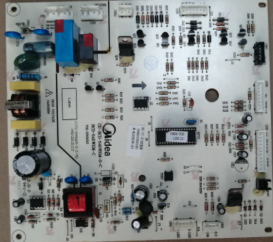 Nouveau Fridge PCB MAIN ASSY HC-698W, *004U