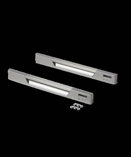 Fisher Paykel Dishdraw Handle or control panel DD60DCX6, DD60DCX7 SILVER  PACK OF 2
