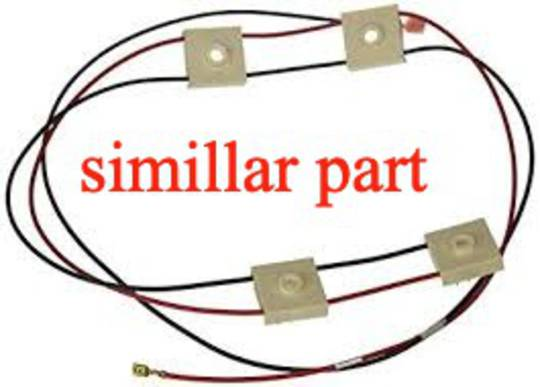 FISHER PAYKEL GAS COOKTOP IGNITION switch loop cg913TM,