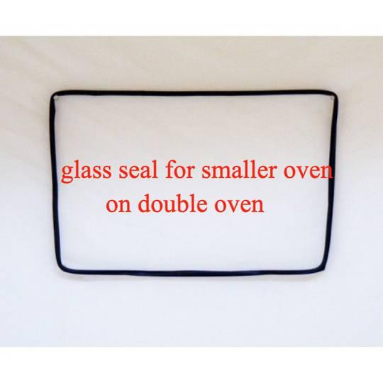westinghouse simpson oven Main oven inner glass seal smaller oven 3W701 La Stella,