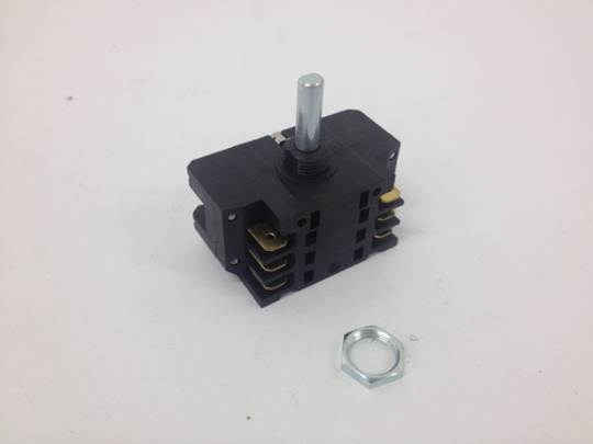 Elba Fisher Paykel Freestanding Oven selector switch 9 Position RA6103MEWC, RA6103MEDS, RA6103MEW, OR61S8CEWW1,