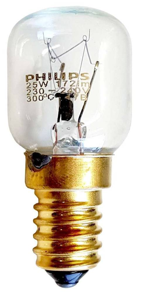 FISHER PAYKEL AND ELBA Oven light lamp bulb 25W E14 300C,