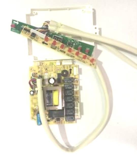 Ilve Dishwasher Main Pcb  ILve WQP12-9338 WQP12-9338,
