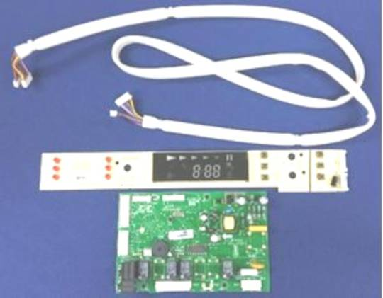Omega Dishwasher PCB CONTROL BOARD CONTROL PANEL AND DISPLAY ODW702XB,
