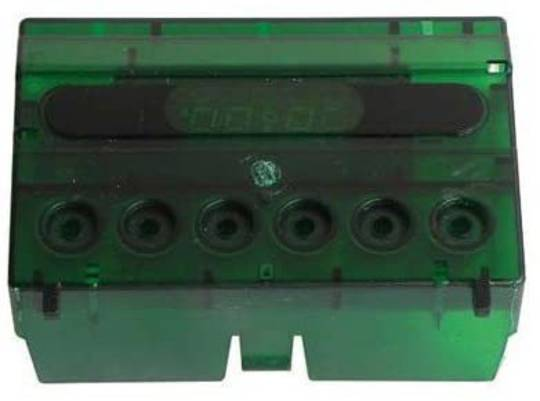 Smeg Oven clock timer programmer SAP306X-8, GR DISPL 4DIGIT FP140X,