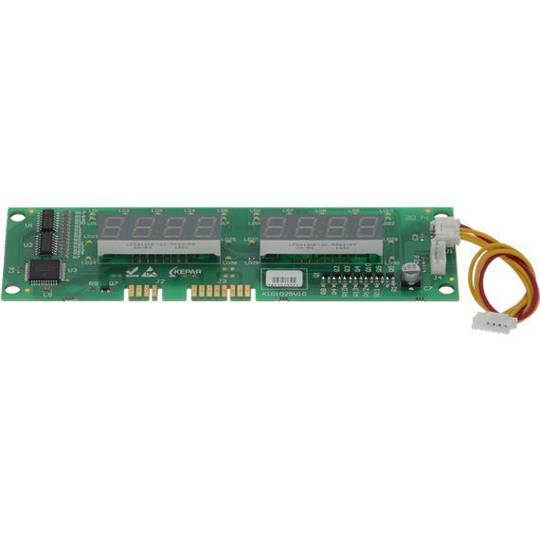 Smeg Oven Multifunction Display controller board S45MCX2, Sc45MCX2, S45MCX2, S845MCPO9, SC45MC2, SC45MCNE2, SC45MCSG2,