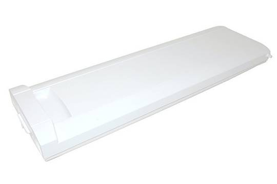 Smeg Fridge Freezer ice make section Door Complete, type 2 ***160mm tall