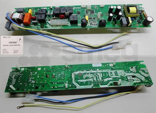 Smeg Oven Multifunction power controller board SC45MC2, SC45MCNE2, SC45MCB2,
