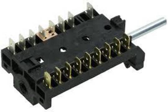 Smeg Oven Multifunction Selector Switch A1.1, A1.1K, A1, A1A.1, A1A, A1AD.1, A1AD, A1B.1, A1B, A1C.1, A1C, A1CA.1, A1CA, A1CER,