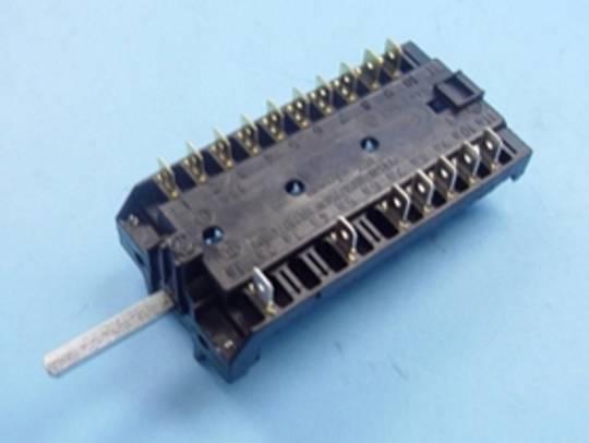 Smeg Oven Multifunction Selector Switch (FOR MODELS MAUFACTURED BETWEEN 16.04.03 AND 31.08.04) SA9065, SA9065LPG, SA9065XNG, SA9