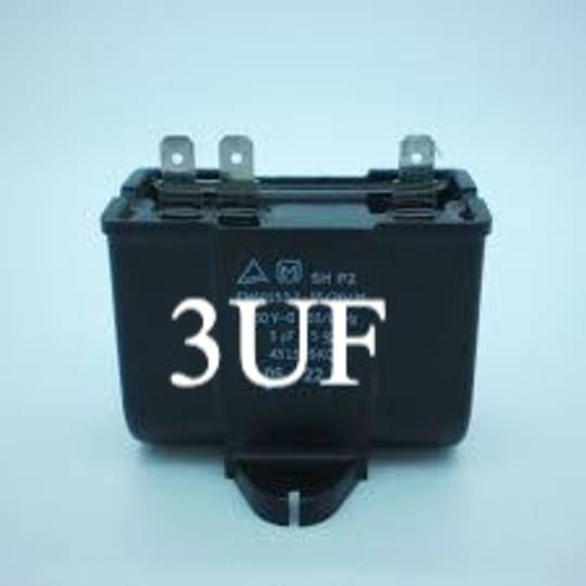 Fisher Paykel Capacitor 3UF, 3 UF, 451305KQ, *4813