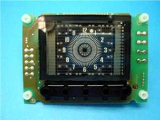 Smeg Oven Clock Timer Progrommer PROGRAMMER D.O.M. 15/02/2007 - 21/06/2010, only one left