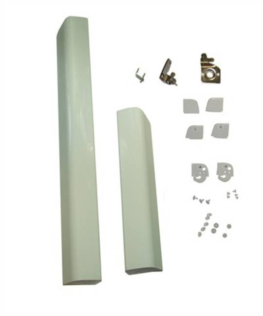 fisher paykel and Elba Fridge Door Conversion kit Straight Handle Left Hinge to Right Hinge E522BLT, E442BLT, E406BLT