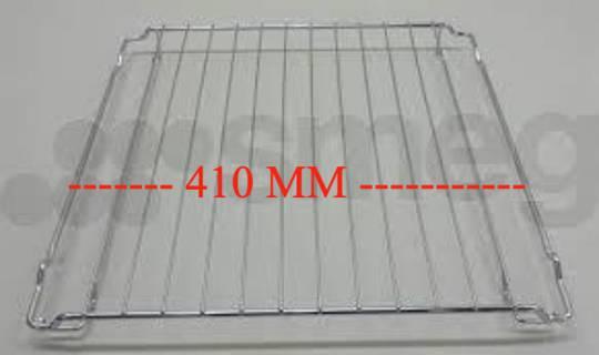 Smeg Oven Rack Wire Shelf C92GMXNL, Length: 39.5cm, Width: 41cm, Height: 3.7cm