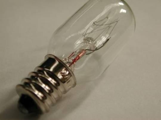 Microwave LAMP 15W 240V MES E17,