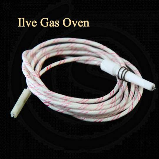 ILVE  Oven GAS OVEN BURNER IGNITION CANDLE 51MM height, 1750mm long