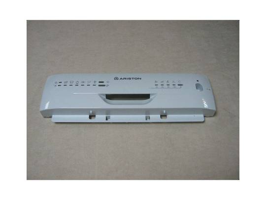 Ariston Dishwasher Control Panel frame silver Panel Facia LL42 EU, LL42SK, LL42AG,
