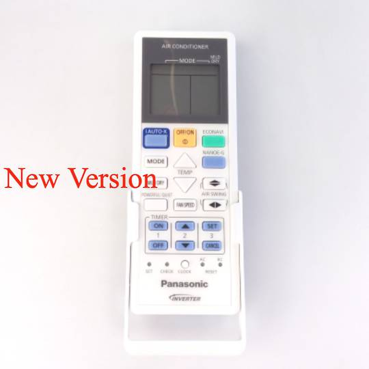 Panasonic Air condition and Heat Pump Remote Controller CS-E12PKR, CS-E15PKR, CS-E18PKR, *c4762