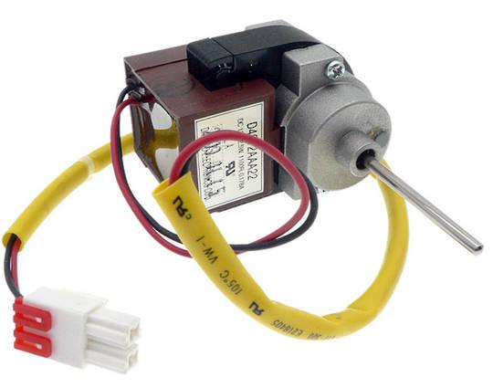Fridge Freezer motor fan condenser section beside compressor Da612AAA22,