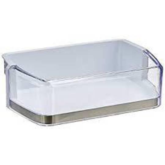 Samsung Fridge Side shelf SRF801GDSS, DA63-05391(white plastic) and DA63-05392A(clear plastic),