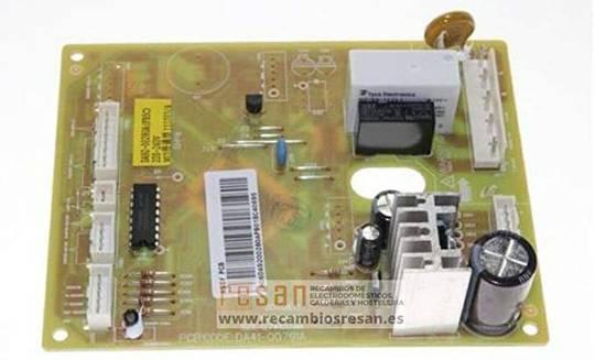Samsung Fridge freezer pcb power controller board SRL322MW, Version 2