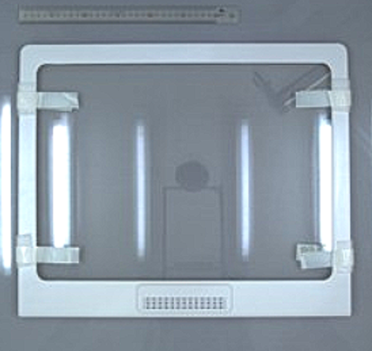 Samsung Fridge shelf top of Veggie bin  SR342WTC, SR343LSTC, R317WTC , **13460F