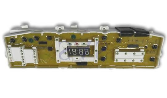 SAMSUNG WASHING MACHINE MAIN PCB  CONTROLLER SW75V9WIP/XSA,