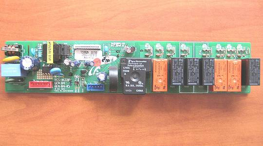 Samsung induction cooktop power board pcb CTR164NC01XSA(Version 0000),