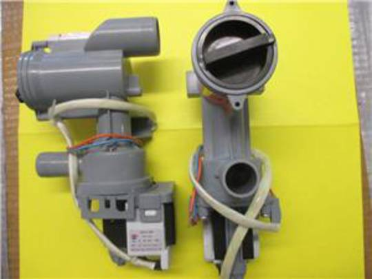 Nouveau Washing Machine Drain Pump MAM60, MAM60-S1405GPS