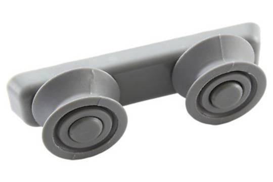 Omega Everdure Upper Basket Wheels Side rail rollers ODW517WB, ODW517XB, DWF146,