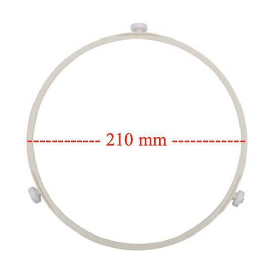 Panasonic Microwave Roller Ring Plate Wheels NN-ST671S,