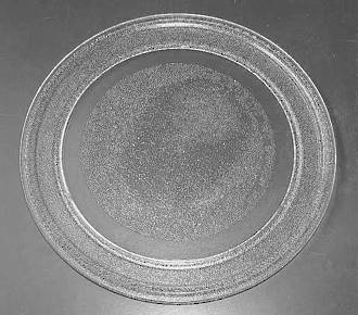 sharp Microwave Glass Turntable Plate MICROWAVE GLASS TRAY 245mm,