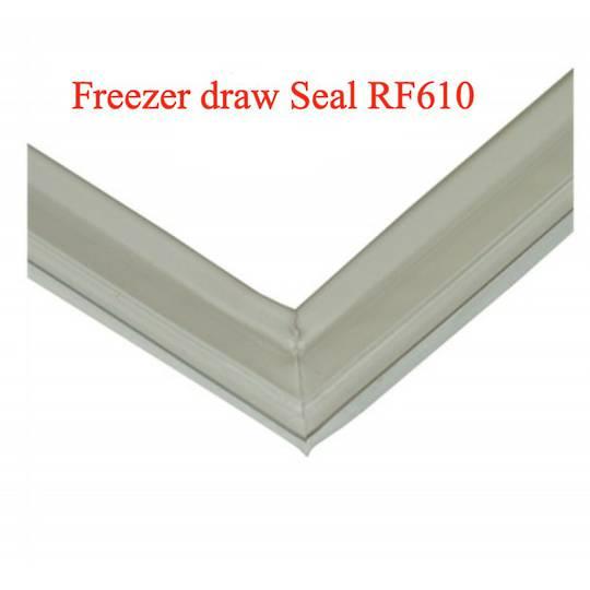 Fisher Paykel Freezer Door or Draw Seal Gasket RF610,