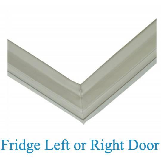 Hiaer Fridge door seal LEFT or Right HTD647ASS, HTD647RSS, *21748A