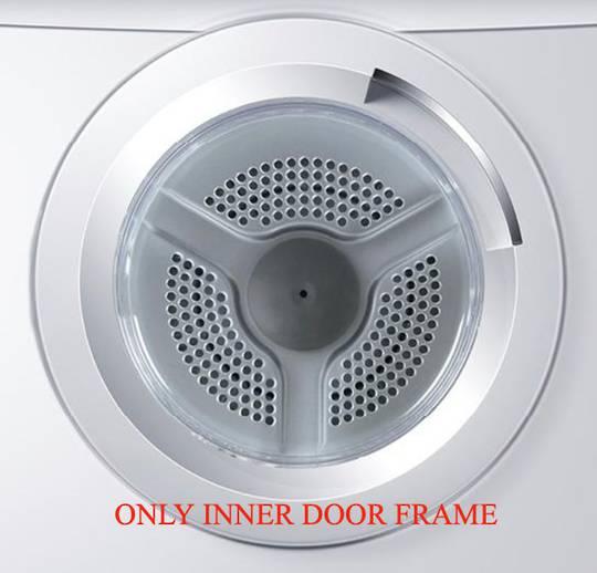 Haier Cloth Dryer door INNER frame HDV40A1 HDV60E1, HDV50E1, HDV60A1, HDV70E1,