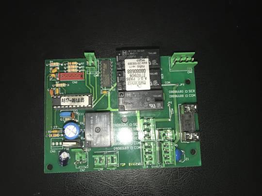 Smeg Rangehood Pcb Power controller Board p780.4,