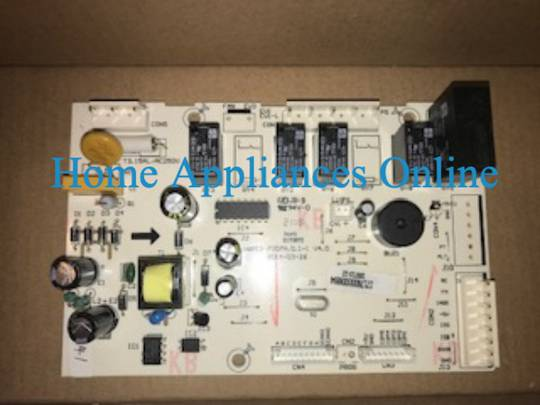BAUMATIC DISHWASHER POWER CONTROLLER BOARD PCB BDW603SS , WQP12-7209H,